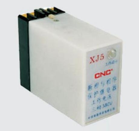 xj3-g续电器接线图